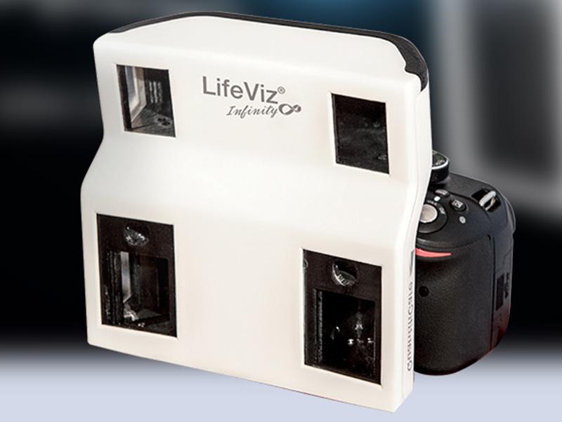 라이프비즈,3D카메라,위드윈피부과,압구정피부과