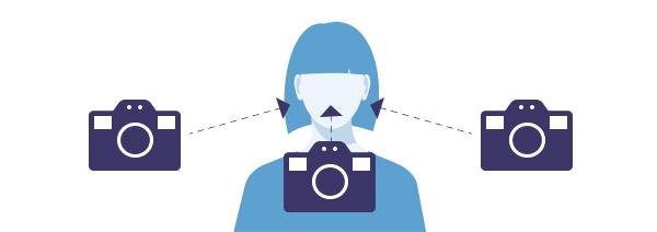 라이프비즈,3D카메라,강남피부과,압구정피부과,위드윈피부과